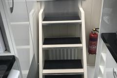 Bartimaeus - galley steps