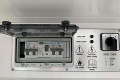 Bartimaeus - electrics control panel