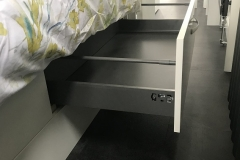 Bartimaeus - under bed storage