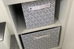 Side step storage