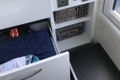 Wardrobe drawer