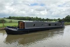 Clara Scintilla - Crick 2017 boat