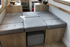 Configurable - double bed setting