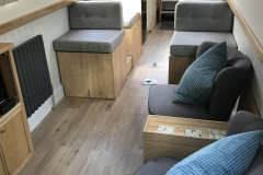 Configurable - extra saloon seating