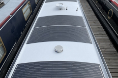 Our latest array - solar panels