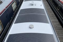 Our latest array - solar panels