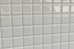 Galley tiling