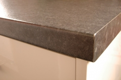 Anthracite worktop