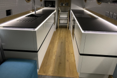 Our sleekest galley to date