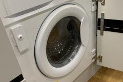 Integrated Zanussi washer/dryer
