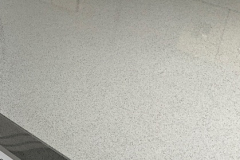 Pale sparkle worktop