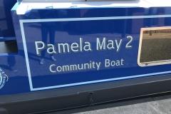 Pamela May 2
